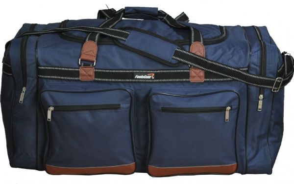 Extra Large 120L Holdall Duffle Bag - Navy